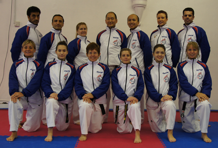 Sophie at Portugese Open Championships 2012