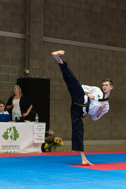 Northern Ireland International Open 2015