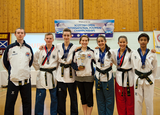 Scottish National Open Championships 2013